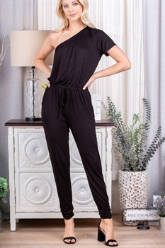 Picture of One Shoulder Jumpsuit